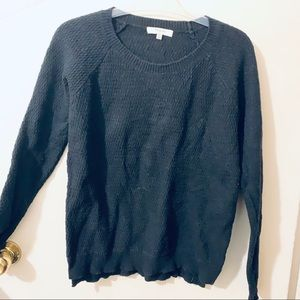 Madewell Black Sweater